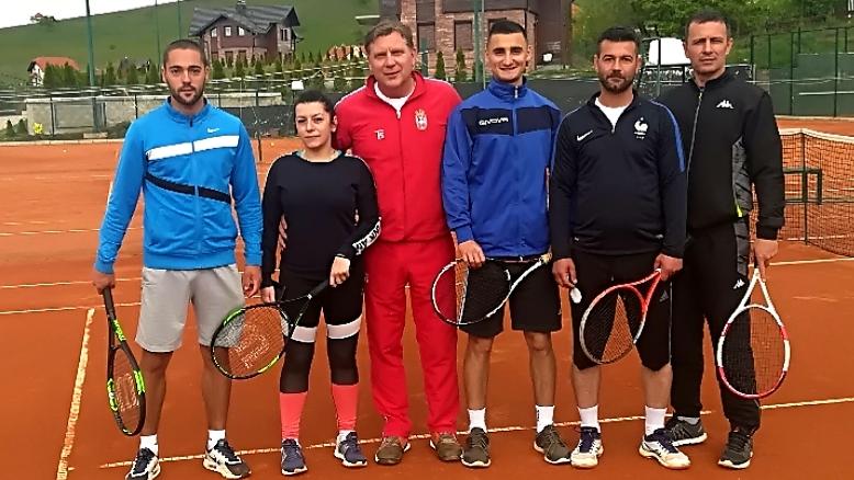 Priboj i Rudo dobili licencirane teniske trenere