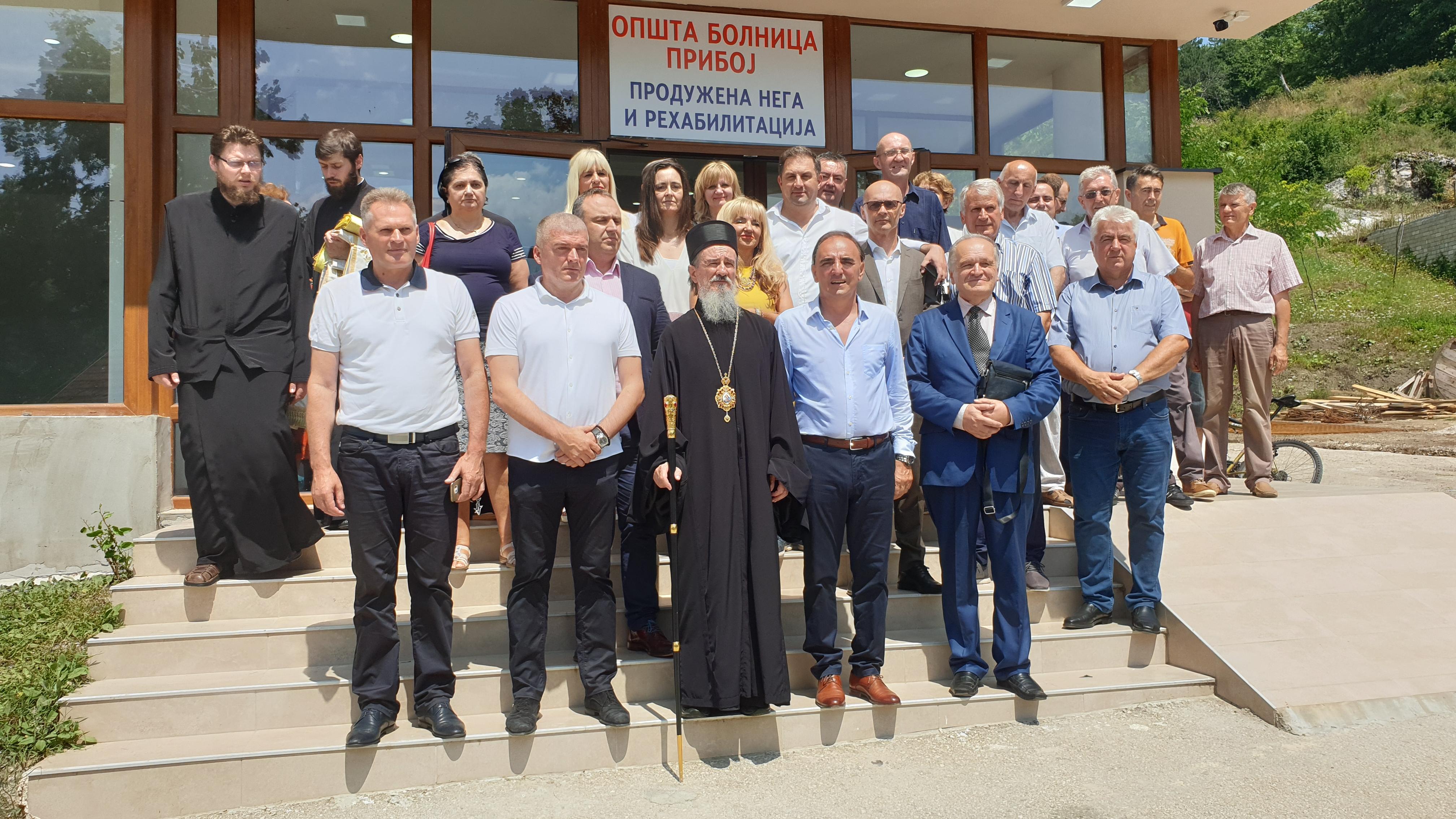 Nakon šest godina ponovo radi Rehabilitacioni centar u Pribojskoj Banji