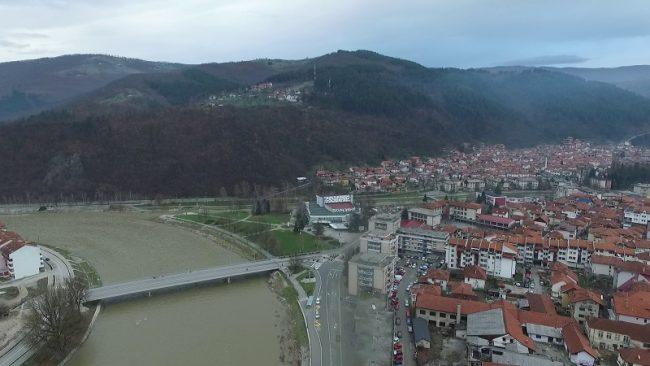 Uređenje obaloutvrde u Šarampovu