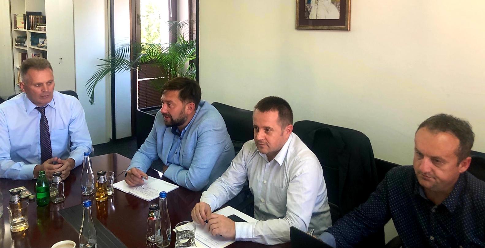 Država pomaže izgradnju transfer stanice u Novoj Varoši