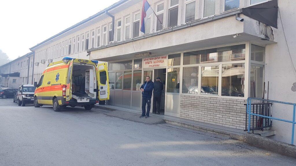 Prijepoljska bolnica dobila aparat za anesteziju