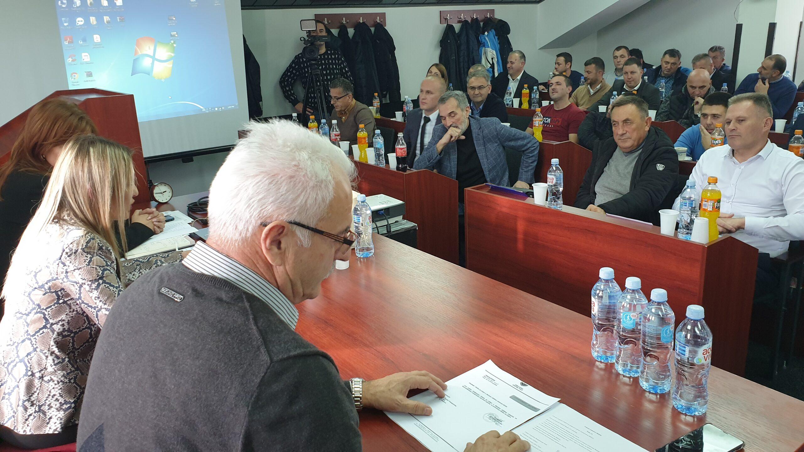 U Novoj Varoši održana skupština MOSI, Кolašin domaćin 2021. a Užice 2022. godine