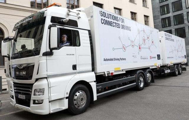 Mnogi se vraćaju: Vozači kamiona i u Srbiji mogu dobro da zarade